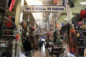 Rosebank African Market